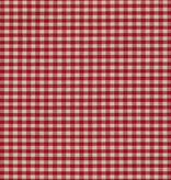 Robert Kaufman Crawford Gingham Medium Wine
