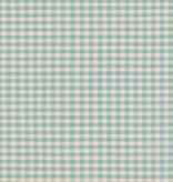 Robert Kaufman Crawford Gingham Medium Blue
