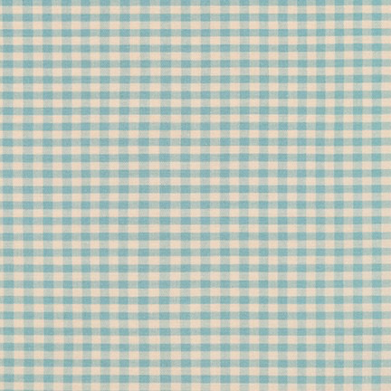 Robert Kaufman Crawford Gingham Medium Blue