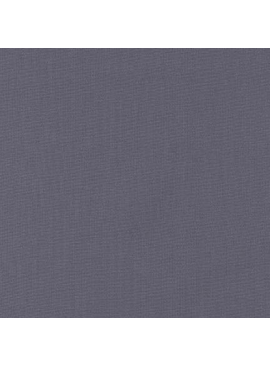 "Robert Kaufman Kona Cotton 108"" Wide Coal"