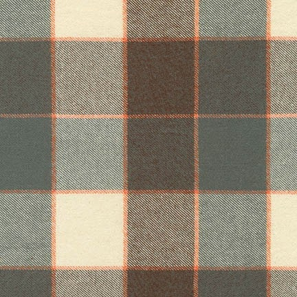 Robert Kaufman Tahoe Flannel Grey