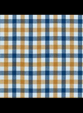 Robert Kaufman Harriot Yarn Dyed by Carolyn Friedlander Navy