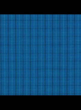 Robert Kaufman Harriot Yarn Dyed by Carolyn Friedlander Blue