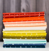 Cloud 9 Cloud 9 We Are All Stars: Complete  12 Piece Organic Fat Quarter Bundle