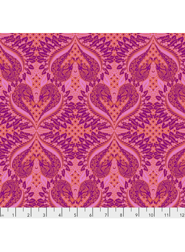 Freespirit Pinkerville by Tula Pink Gate Keeper Cotton Candy