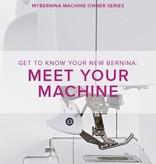 Modern Domestic MyBERNINA: Class #1, Meet Your Machine, Lake Oswego Store, Sunday, June 16, 10am-12pm