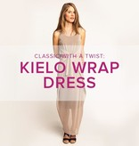 Jeanine Gaitan Kielo Wrap Dress, Alberta St Store, Tuesdays, July 9, 16, & 23, 6-8:30pm