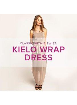 Jeanine Gaitan CLASS IN SESSION Kielo Wrap Dress, Alberta St Store, Tuesdays, July 9, 16, & 23, 6-8:30pm