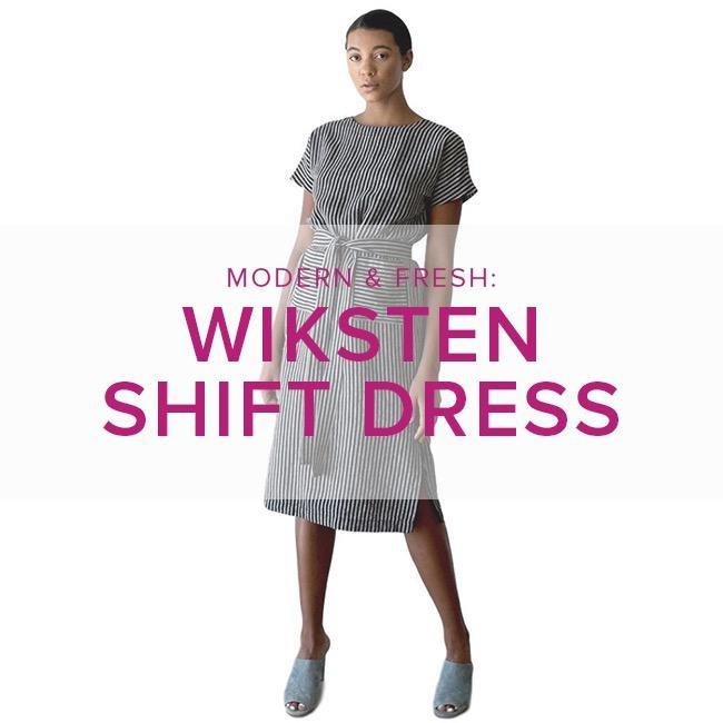 Erica Horton Wiksten Shift Dress or Top, Alberta St. Store, Thursdays, May 30, June 6 & 13, 6-8:30pm