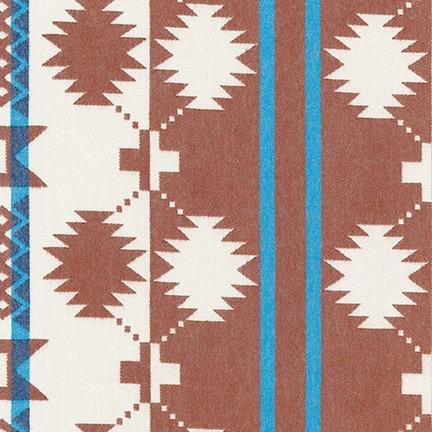 Robert Kaufman Taos Flannel Rust