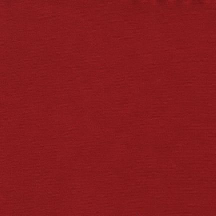 Robert Kaufman Radiance Crimson