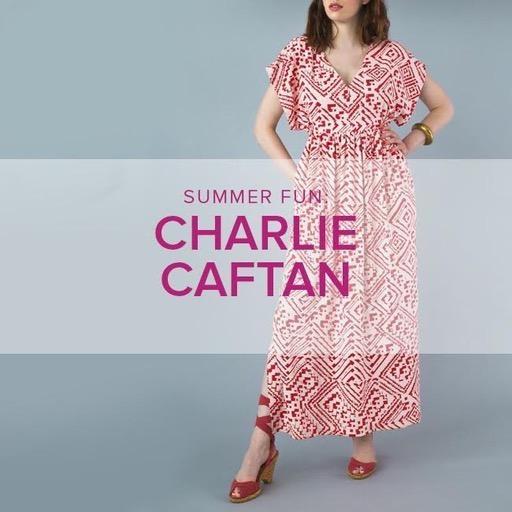 Erica Horton Charlie Caftan, Alberta St Store, Thursdays, June 27, July 11, & 18, 6-9pm
