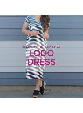 Erica Horton CLASS FULL Lodo Dress, Alberta St. Store, Thursdays, July 25 & August 1, 6 - 9 pm
