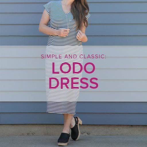 Erica Horton Lodo Dress, Alberta St. Store, Thursdays, July 25 & August 1, 6 - 9 pm
