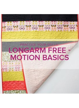Modern Domestic BERNINA Q24 Class #2: Freemotion Basic, Alberta St. Store, Monday, June 17, 2-4:30pm