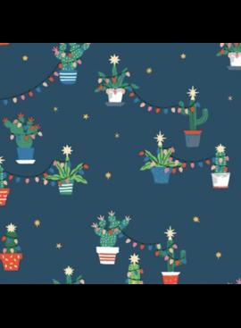 Dear Stella Dear Stella Fa La La Llama Holiday Cacti