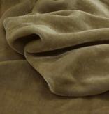 Exotic Silks Silk Rayon Irridescent Velvet Funghi