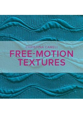 Christina Cameli CLASS FULL Free-motion Textures with Christina Cameli, Alberta St Store, Saturday, July 27, 2-5pm