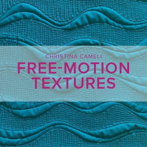 Christina Cameli Free-motion Textures with Christina Cameli, Alberta St Store, Saturday, July 27, 2-5pm
