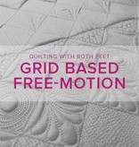 Christina Cameli Grid Based Free-Motion Quilting with Christina Cameli, Alberta St Store,  Saturday, August 10, 2-5pm