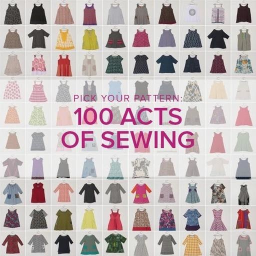Jeanine Gaitan Learn to Sew Garments: 100 Acts of Sewing, Alberta St. Store,  Tuesdays, July 30 & Aug 6, 6-9pm