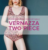 Erica Horton CLASS IN SESSION Vernazza Two-Piece Swimsuit, Alberta St Store, Thursdays, August 8, 15, 22, 6-8:30pm