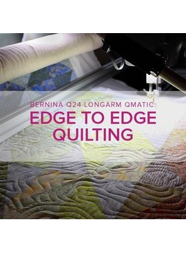 Modern Domestic BERNINA Q24 Class #3: Qmatic Basic, Alberta St. Store, Monday & Tuesday, July 8 & 9, 12:30-3pm