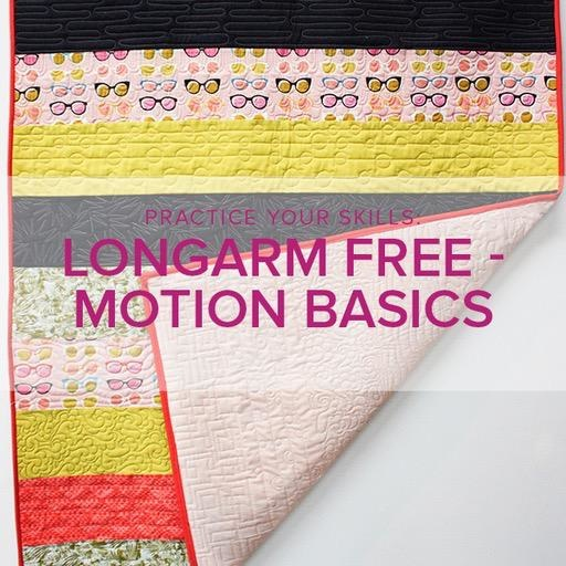 Modern Domestic BERNINA Q24 Class #2: Freemotion Basic, Alberta St. Store, Monday, July 15, 1:30-4pm