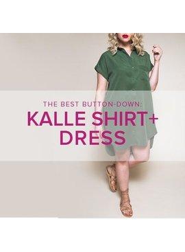 Erica Horton CLASS FULL Kalle Shirt or Dress, Alberta St Store, Thursdays, September 5, 12, & 19, 6-9 pm