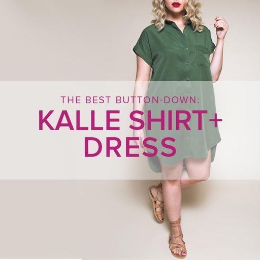 Erica Horton Kalle Shirt or Dress, Alberta St Store, Thursdays, September 5, 12, & 19, 6-9 pm
