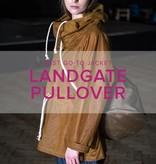 Lane Hunter CLASS IN SESSION Landgate Pullover Jacket, Alberta St Store, Wednesdays, September 11, 18, & 25, 6-9pm