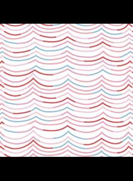 FIGO Salt Wind by Emily Taylor Beach Waves Pink