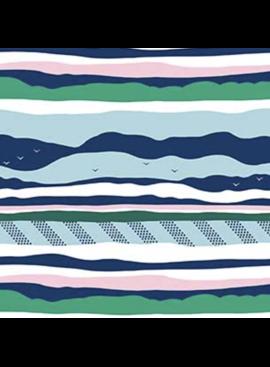 FIGO Salt Wind by Emily Taylor Sea Shore Multi