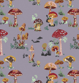 Freespirit Souvenir by Nathalie Lete Beautiful Mushrooms Heather