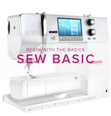 Modern Domestic Sew Basic ALL AGES, Lake Oswego Store, Sunday, August 4, 2-4pm