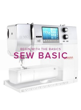 Modern Domestic Sew Basic, Lake Oswego Store, Monday, August 5, 10am-12pm
