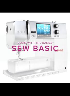 Modern Domestic Sew Basic, Alberta St Store, Saturday, August 17, 11am-1pm
