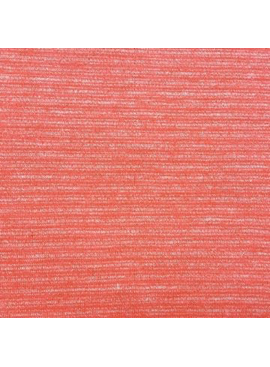 Pickering International 57% Hemp / 43% Organic Cotton Yarn Dyed Striped Jersey Sienna Red 4.8oz