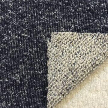 Pickering International 55% Hemp / 45% Organic Cotton Yarn Dyed French Terry Indigo 10oz
