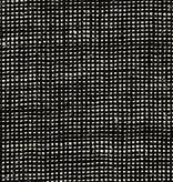 Pickering International Hemp / Organic Cotton Black / White Woven 6.5oz