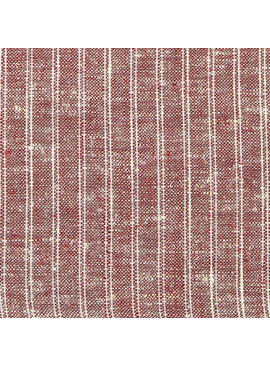 Pickering International Hemp / Organic Cotton Maroon Ticking 3.8oz