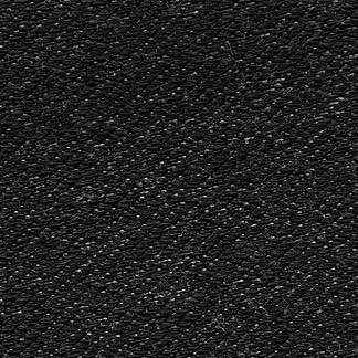 Pickering International 95% Organic Cotton / 5% Spandex Black Knit Denim 12oz
