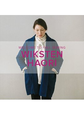 Erica Horton CLASS FULL Wiksten Haori Jacket, Alberta St. Store, Tuesdays, September 24, October 1, & 8, 6-9 pm