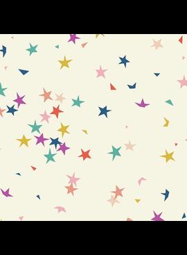 Ruby Star Pop by Rashida Coleman Hale for Ruby Star Society Starfetti Cream Soda