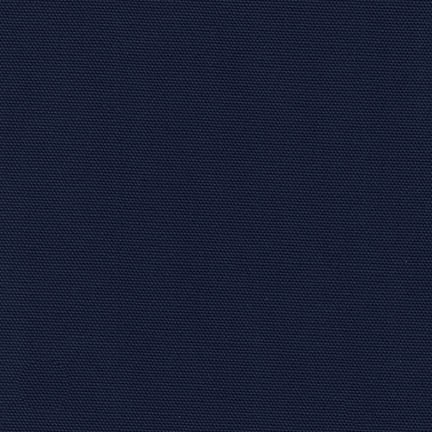 Robert Kaufman Big Sur Canvas Navy