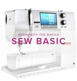 Modern Domestic Sew Basic, Lake Oswego Store, Monday, September 9,  2-4pm