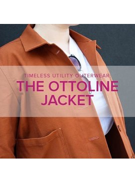 Jeanine Gaitan CLASS IN SESSION Ottoline Workwear Jacket, Alberta St Store, Tuesdays, November 5, 12, & 19, 6-9pm