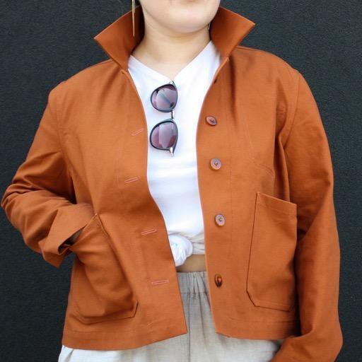 Jeanine Gaitan Ottoline Workwear Jacket, Alberta St Store, Thursdays, November 5, 12, & 19, 6-9pm
