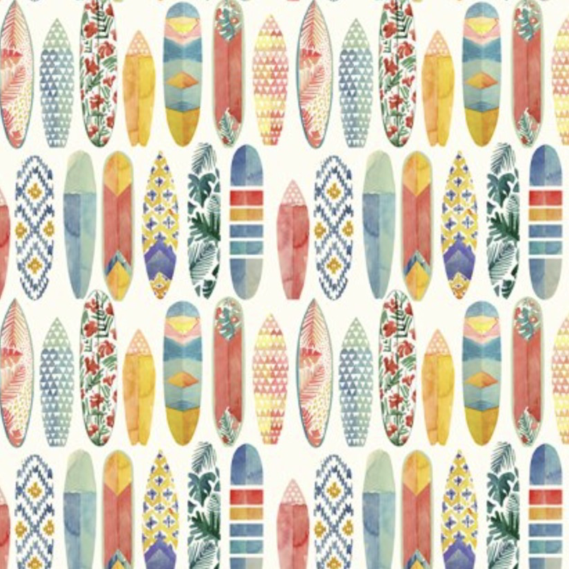Mini Tropical Surfboards