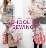 Karin Dejan Learn to Sew: School of Sewing, Alberta St. Store, Mondays, November 4, 11, 18, & 25, 6-8:30 pm